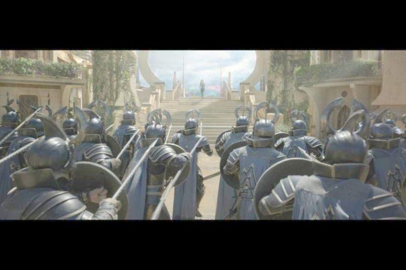 10 Reasons You will Love Marvel's Thor Ragnarok army