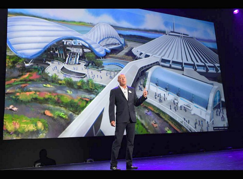 Disney D23 Expo Top Travel News mission
