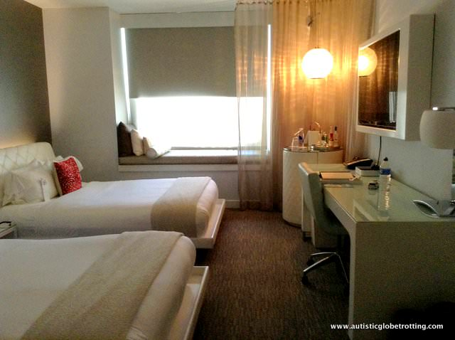 Creating the Ideal Autistic Friendly Hotel Room lima