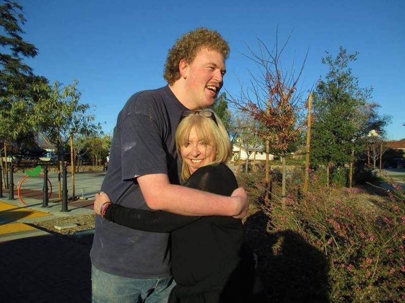 Q&A with Keri Bowers Film Producer and Autism Advocate hug mom