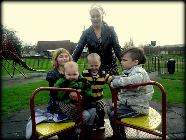 Q&A with Wolfie Blue,founder of 'Rainbow Mamas Circus' merry go round