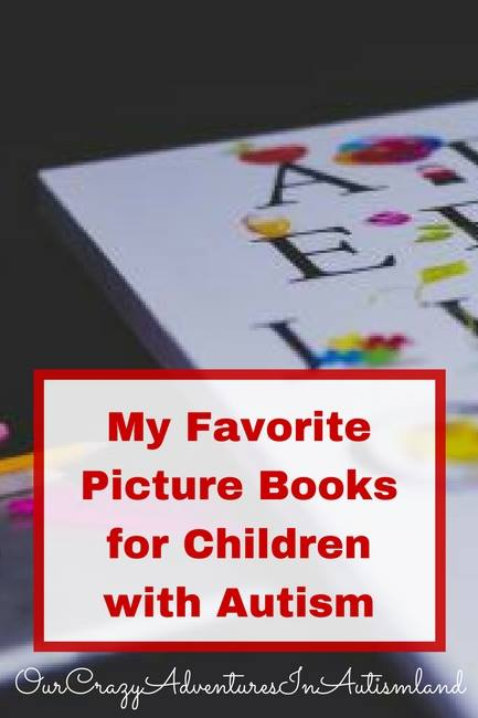 Picture books for children on the autism spectrum can be a great way to initiate conversations with others about your child or with your child as well.