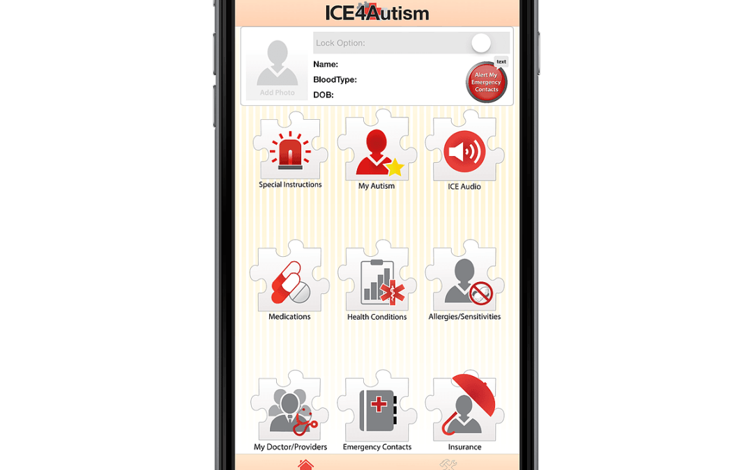 AAoM and ICE4Autism Mobile App Join Forces on Autism Safety