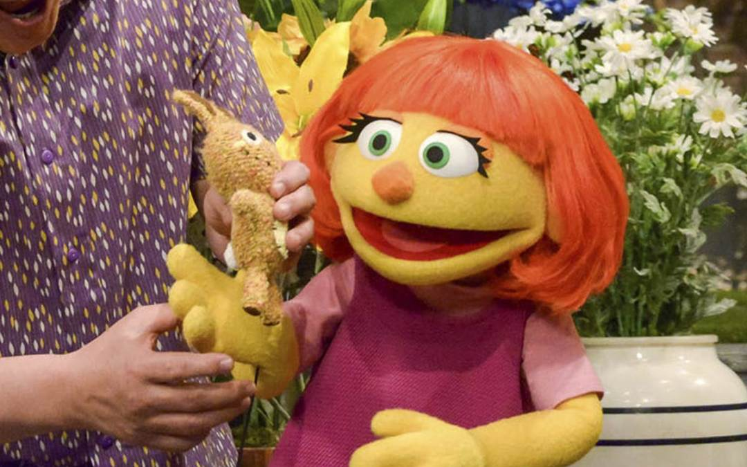 Q and A with Autism Alliance of Michigan on Sesame Street's Newest Muppet with Autism