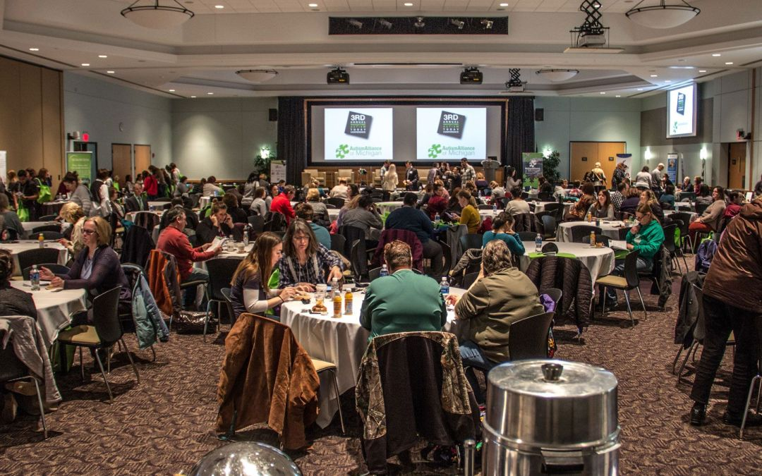 Over 300 people gather for 3rd annual Navigating Autism Today Conference