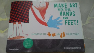 Make Art with your Hands and Feet! - Jacky Bahbout & Momoko Kudo