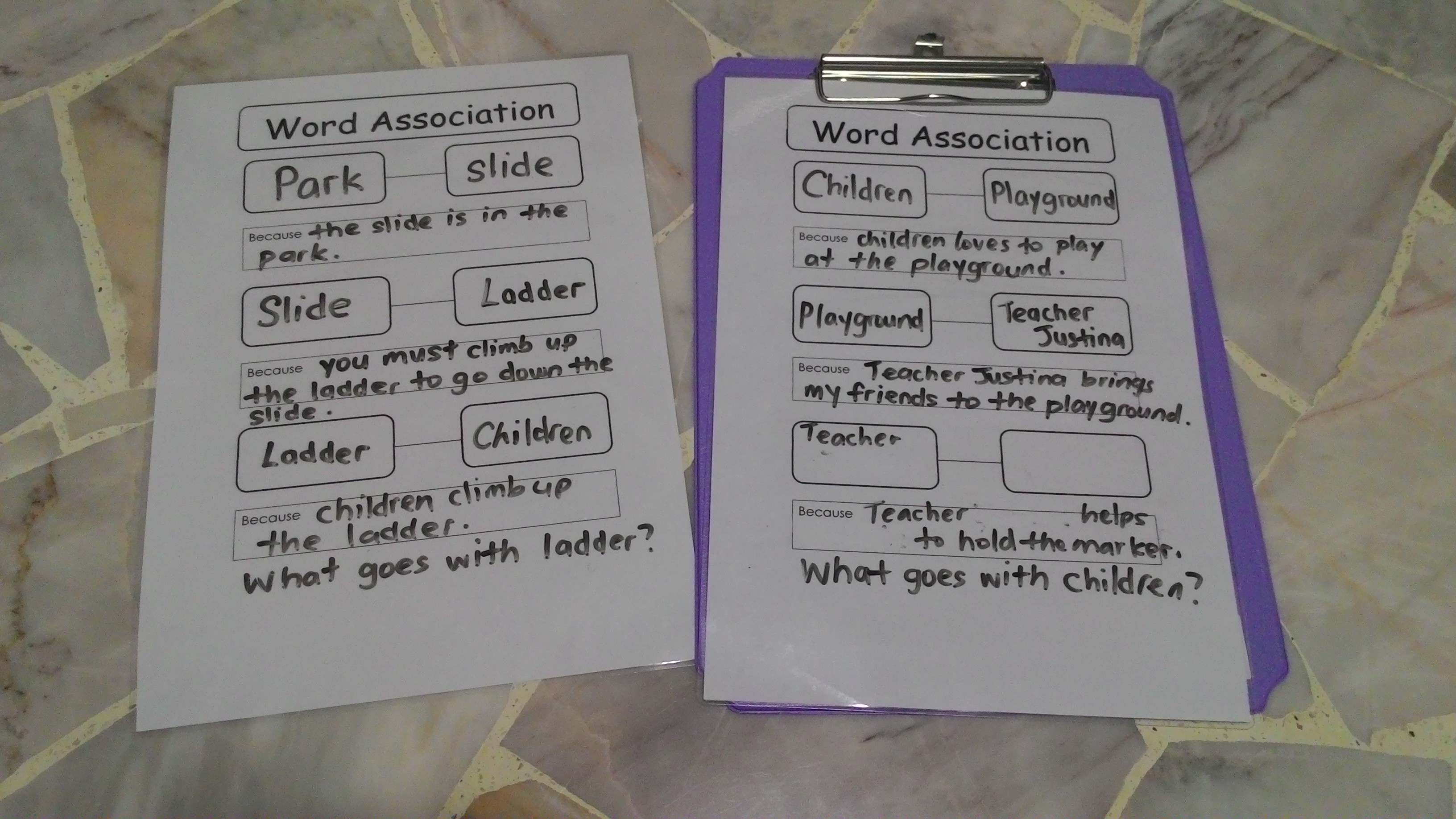 How To Teach Social Language Part 6 Simple Word
