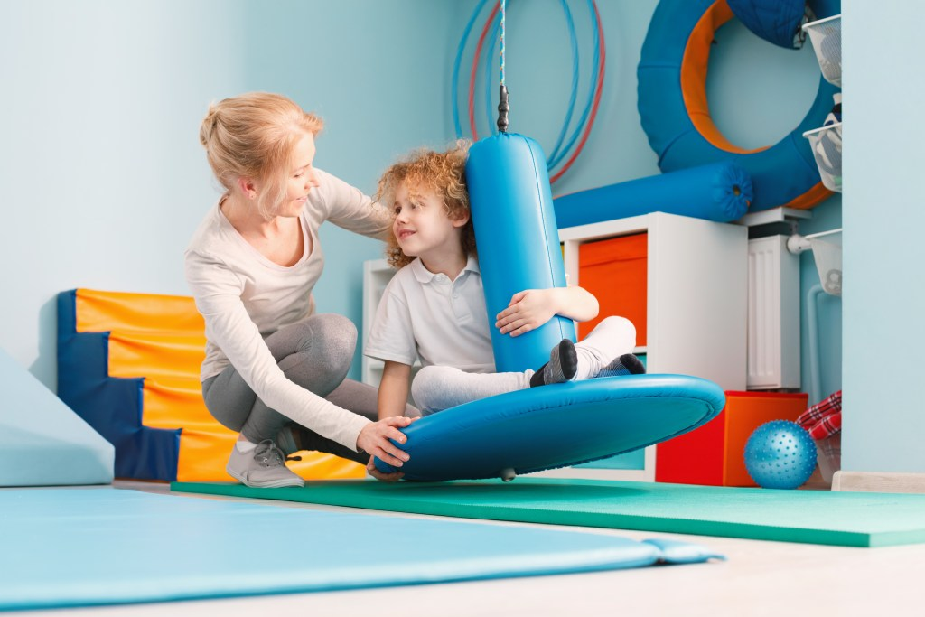Occupational Therapy (OT)
