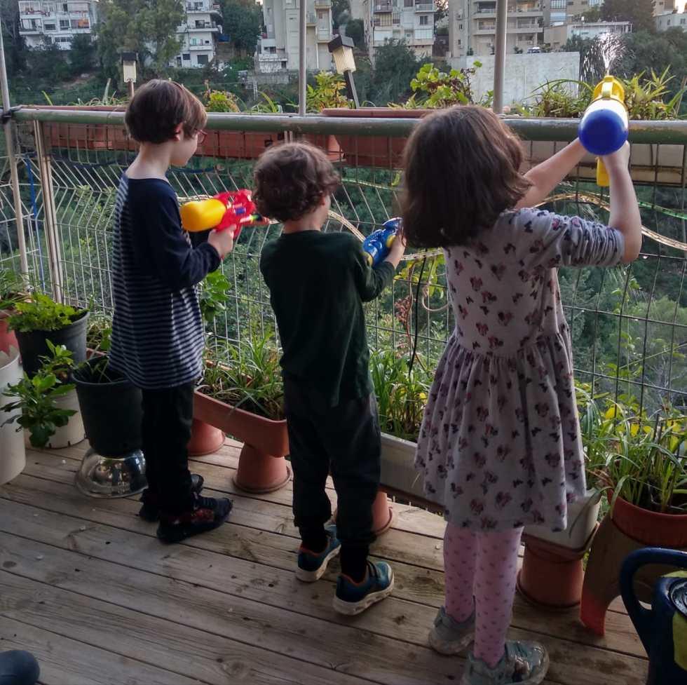 חוויות משותפות - אחאות לילדים עם צרכים מיוחדים
