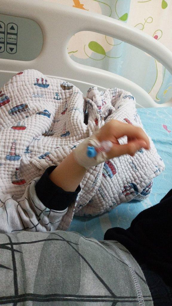 עירוי ביד לטיפול בדם טבורי לאוטיזם