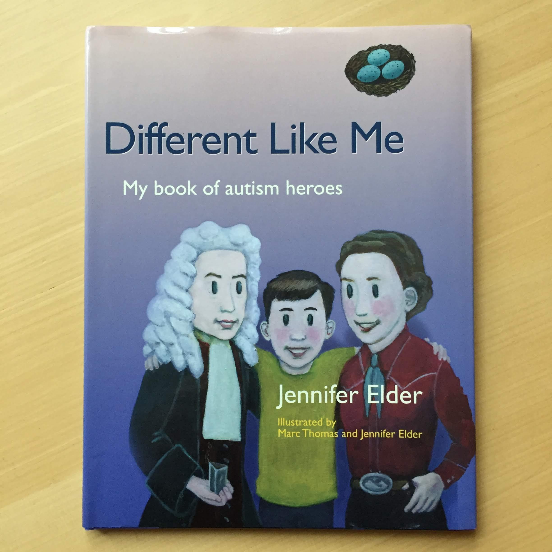 Different Like Me af Jennifer Elder 25 kr.