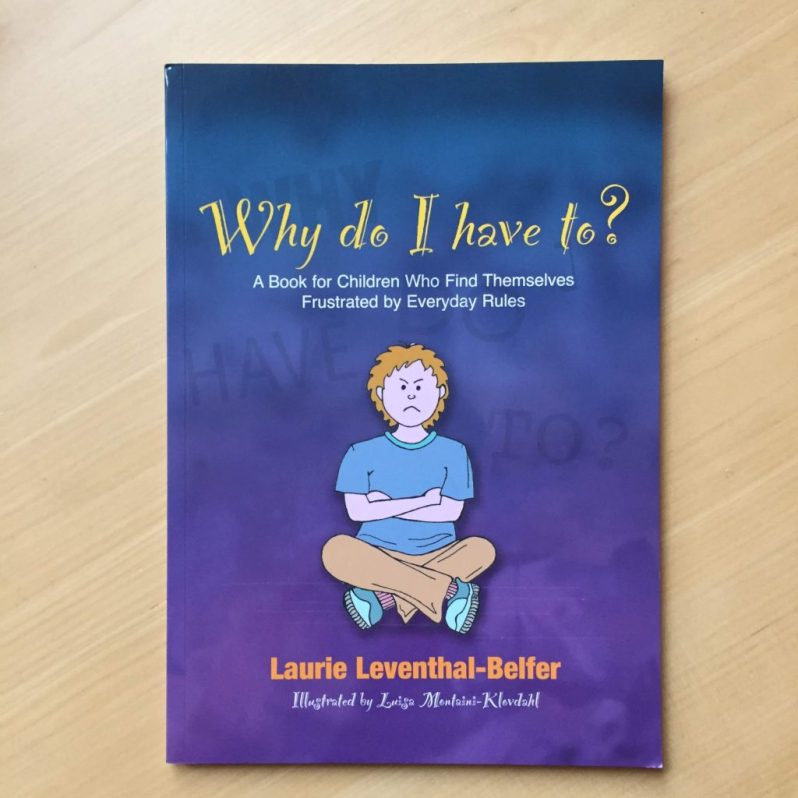 Why do I have to? af L. Leventhal-Belfer 25 kr.
