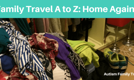 Family Holiday A to Z: Home Again