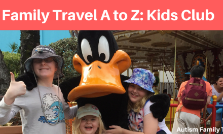 Family Travel A to Z: Kids Club
