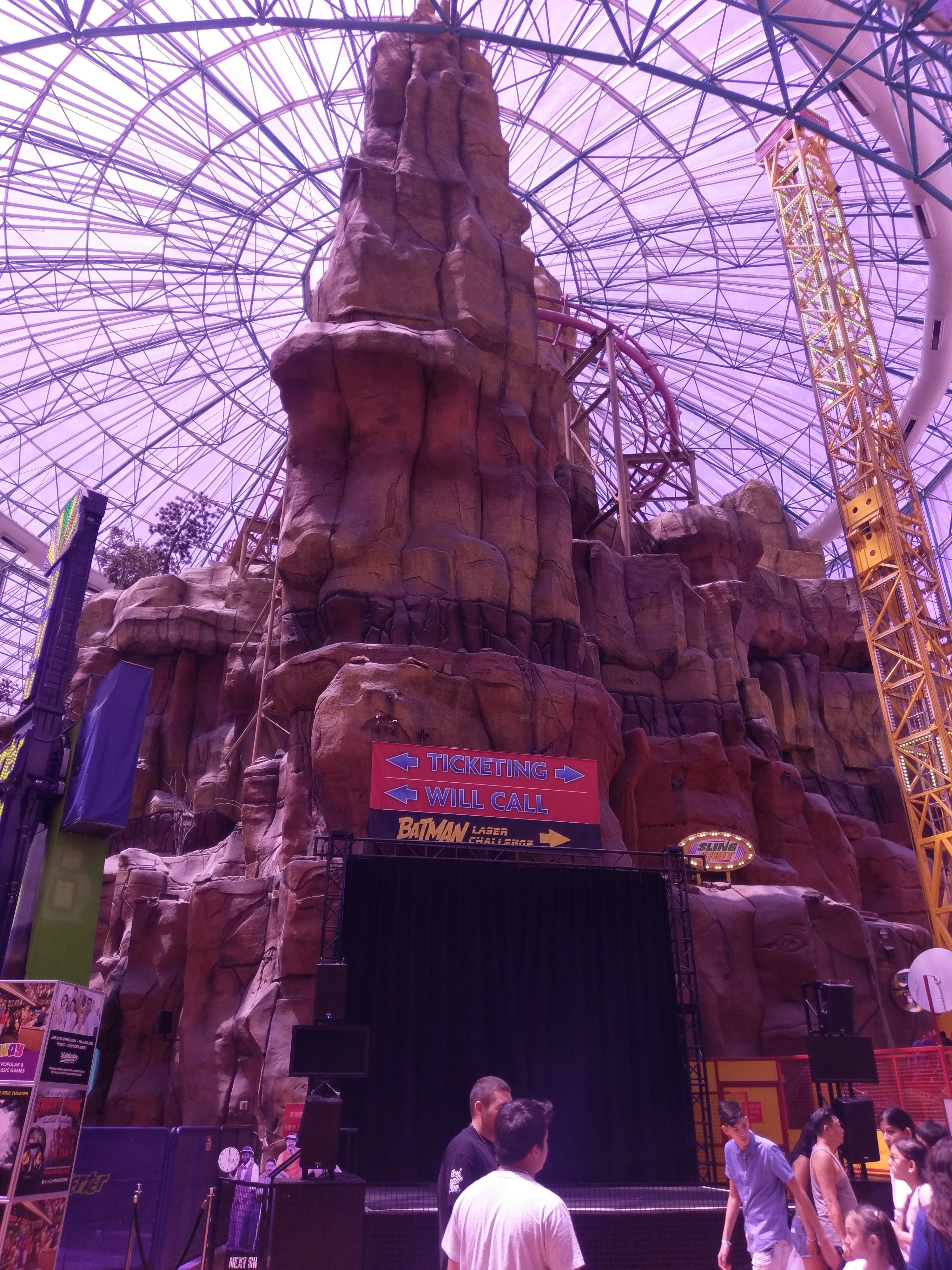 The Adventuredome At Circus Circus Las Vegas Autism Kids