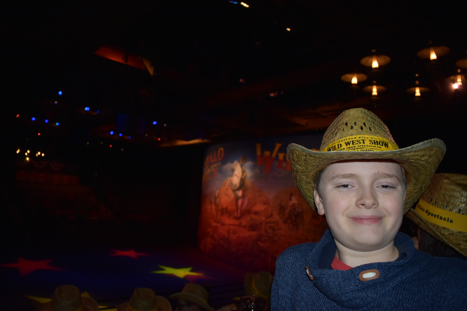 Buffalo Bill s Wild West Show with Mickey and Friends is located in The  Disney Village at Disneyland Paris. You can pay or use Premium Half Board  vouchers ... deeb6847323d