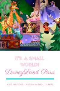 It's A Small World, Disneyland Paris