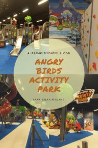 Angry Birds Activity Park, Saariselka, Finland