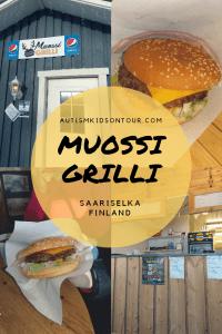 The Muossi Grilli, Saariselka, Finland