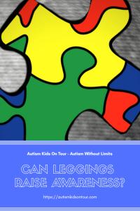 Autism awareness leggings?