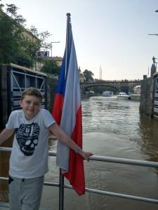 Prague Boats, Prague by night dinner cruise