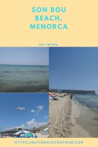 Son Bou Beach, Menorca