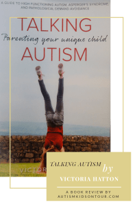 A review of the book, Talking Autism parenting your unique child by Victoria Hatton