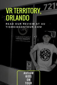 VR Territory, Orlando, Florida