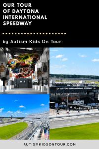 Our tour of Daytona International Speedway, Daytona, Florida