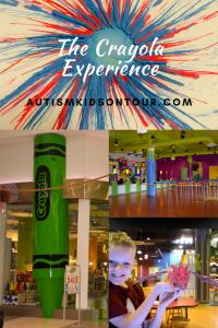 The Crayola Experience, Orlando, Florida