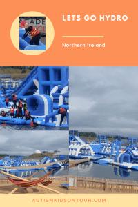 Let's Go Hydro Aqua Park, Northern Ireland