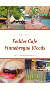 Fodder Cafe, Finnebrogue Woods, Northern Ireland