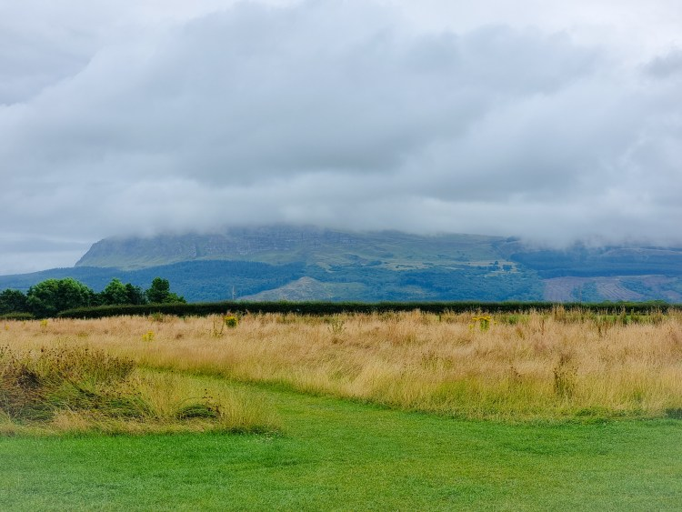 The view  at limitless adventure center, Northern Ireland
