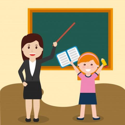 professor-da-escola-ensinando-uma-pequena-garota-lousa-e-livro_24908-13395