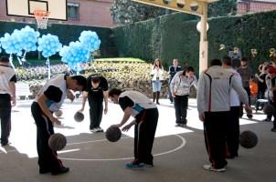 Fundacion Orange - Deporte en el Día del Autismo