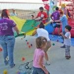 """Talleres de verano 2011: """"Cada niño es importante"""""""