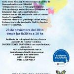 Taller gratuito para padres de niños con autismo en Córdoba, Argentina
