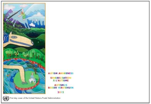 """Seth Chwast (U.S.A.) – """"Mythic Creatures Mural"""""""