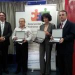 """1ª Edición """"Premios de reconocimiento a la integración  y solidaridad social"""""""