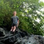 Un largo paseo, una cima y el horizonte: cómo aceptar a nuestros hijos