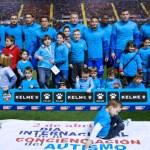 Mira'm y el Levante UD en el Día Mundial de la Concienciación del Autismo 2013