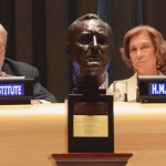 """España recibe en Nueva York el """"Nobel"""" de la discapacidad"""