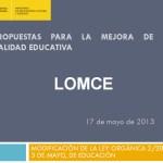 FEAPS propone mejorar la LOMCE para garantizar una educación más inclusiva