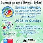 3ª Conferencia Internacional sobre Estrategias Metodológicas para el abordaje de niños y niñas con Trastornos del Espectro del Autismo