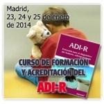 Curso de formación y acreditación de ADI-R en Madrid