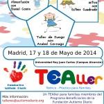 Taller Formativo de la Fundación Autismo Diario en Madrid