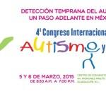 4º Congreso Internacional de Autismo en Guadalupe, México