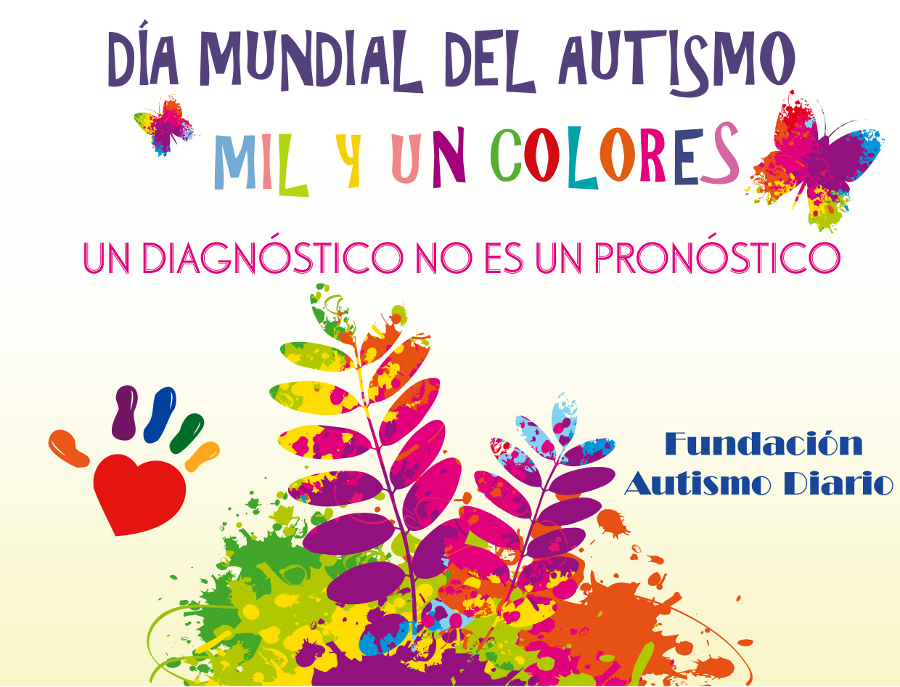 Autismo: Mil y un colores - Autismo Diario
