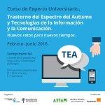 Abierta la I Convocatoria del Título de Experto en Trastorno del Espectro del Autismo y TIC de la Universidad de Burgos y Autismo España