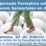 5ª Jornada formativa sobre desordenes sensoriales en los Trastornos del Espectro del Autismo